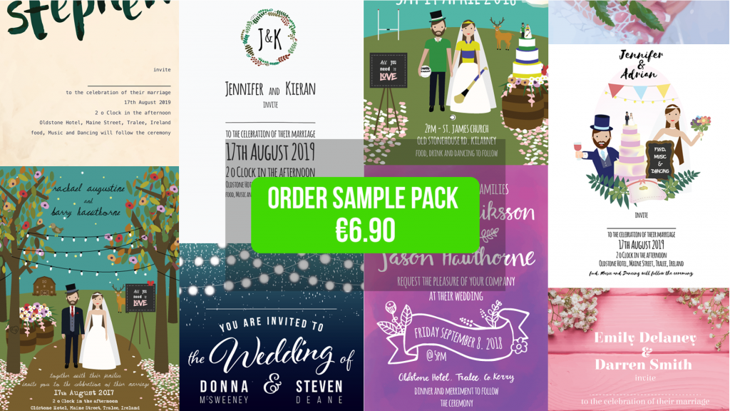 Wedding Invites Ireland